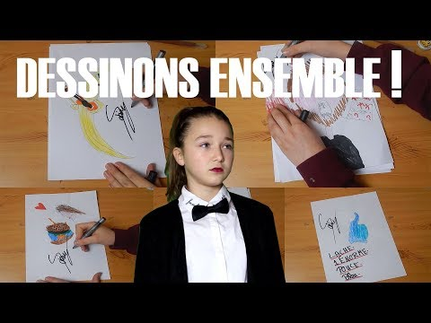 Dessinons Ensemble // Satine Walle