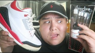 SHOULD I TRY MY FIRST SNEAKER RESTORATION?!SEND ME ANYTHING!PO BOX 41914HOUSTON TX 77241MAIN CHANNEL:https://www.youtube.com/c/ceetv91NEWEST MAIN CHANNEL VIDEO:https://www.youtube.com/watch?v=R6qVNzzrjEs&t=79sFacebook: CEETV91Instagram: @CEETV91Snapchat: cesartomas91Twitter: @CEETV91THANK YOU FOR WATCHING. PLEASE LIKE, COMMENT & SUBSCRIBE FOR DAILY VIDEOS.