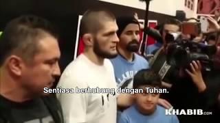 Video Subhanallah Ini Nasihat Khabib, Sang Juara yang Merendah Diri MP3, 3GP, MP4, WEBM, AVI, FLV Oktober 2018