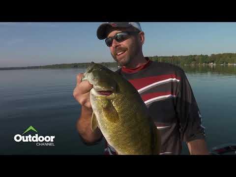 Skinny-Water Smallmouths - Hook N' Look Episode 7 Season 13 Preview