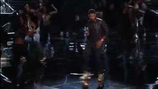 Usher 'Good Kisser' The Voice