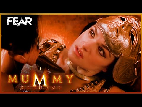 Anck Su Namun Vs Nefertiri | The Mummy Returns