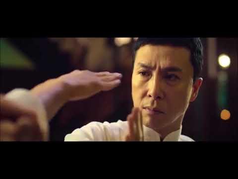 Ip Man 3 (2015) - Ip Man vs Cheung Tin-chi hand to hand combat