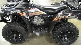 8. Romney Cycles 2018 Kawasaki Brute Force 750 4x4i EPS