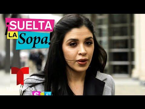 """¡La ex del Chapo Guzmán sufre estar sin """"su amor""""!  Suelta La Sopa  Entretenimiento"""