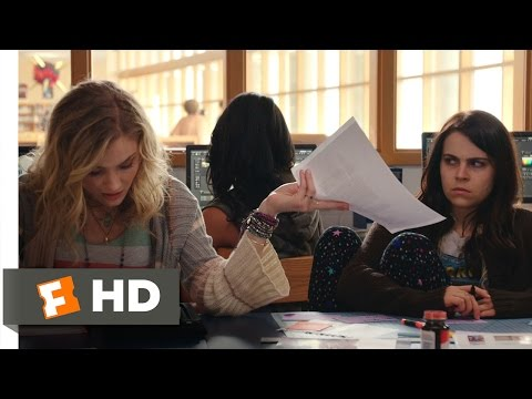 The DUFF (4/10) Movie CLIP - Unfriended (2015) HD