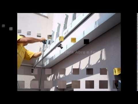Coberturas Abre e Fecha | Tecnoteto - Telhado Móvel - Abre e Fecha -  Policarbonato - Toldos - Brise Articulado