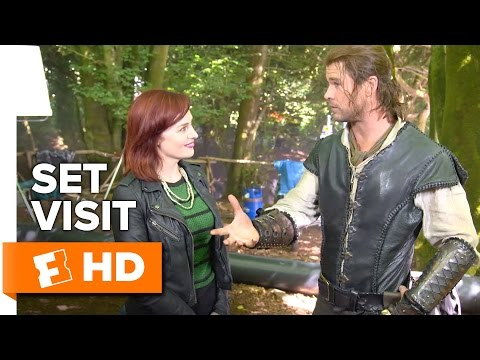 The Huntsman: Winter's War (Set Visit)