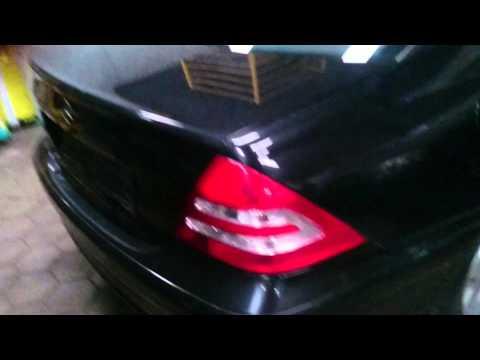 Mercedes benz c 200 2003 фото