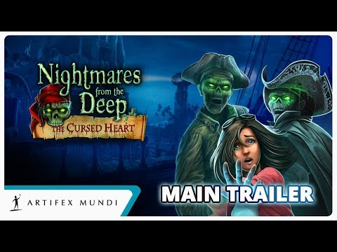 nightmares from the deep the cursed heart android download