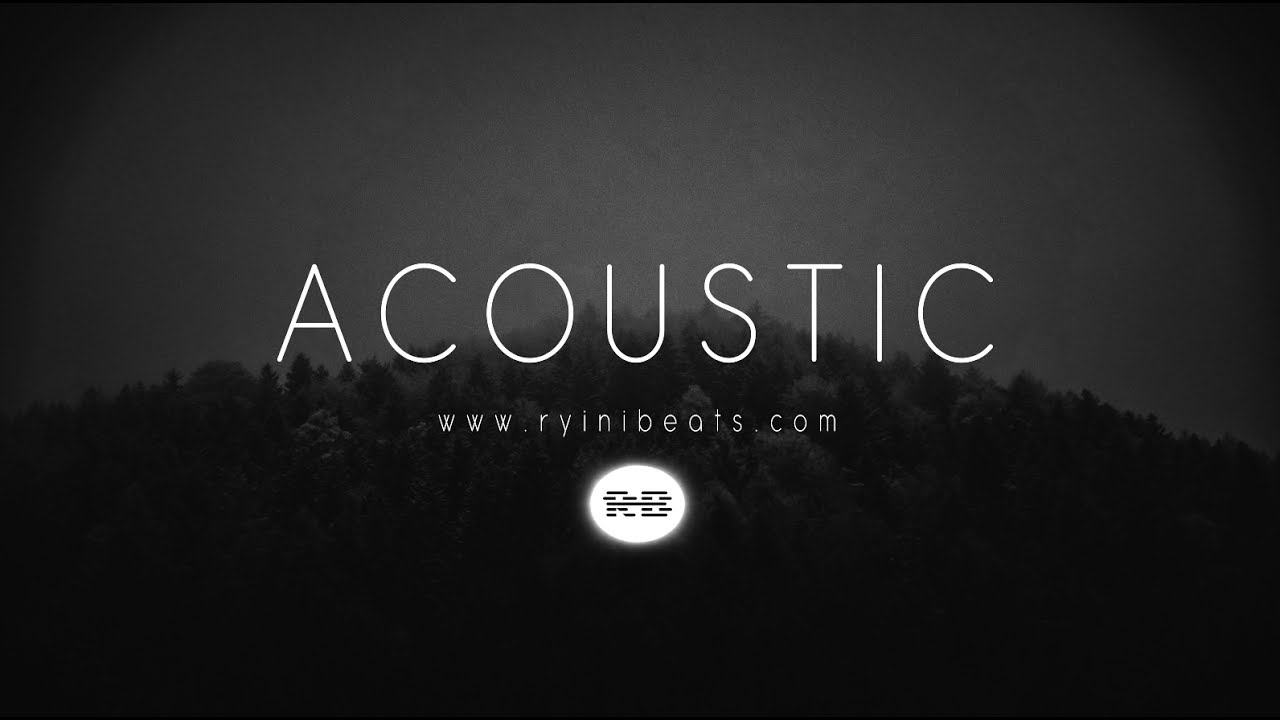 "[FREE] Xxxtentacion Type Beat ""Acoustic"" (Sad Guitar Instrumental 2018)"