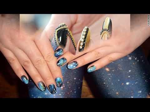 Modelos de uñas - Moda uñas decoradas ideas Sencillas Faciles y Elegantes
