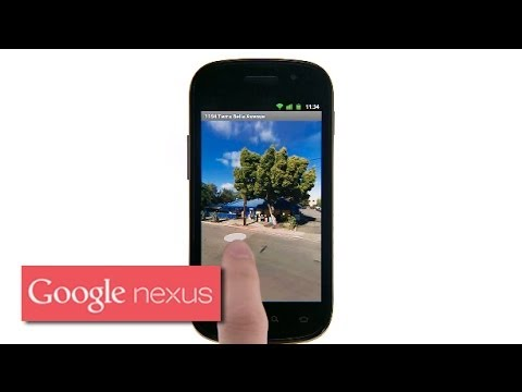 Google Mobile Maps  with 3D buildings