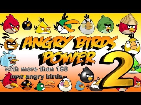Angry Birds Powers(part 2)