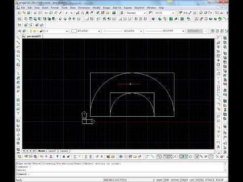 How to build a helictical stair with Stairdesigner