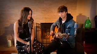 Video Love Yourself (cover) Megan Nicole and Wesley Stromberg MP3, 3GP, MP4, WEBM, AVI, FLV Januari 2019