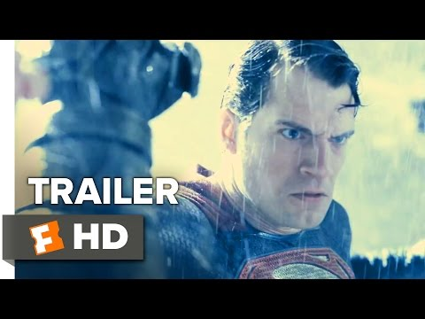 Batman v Superman Dawn of Justice Trailer 2 HD