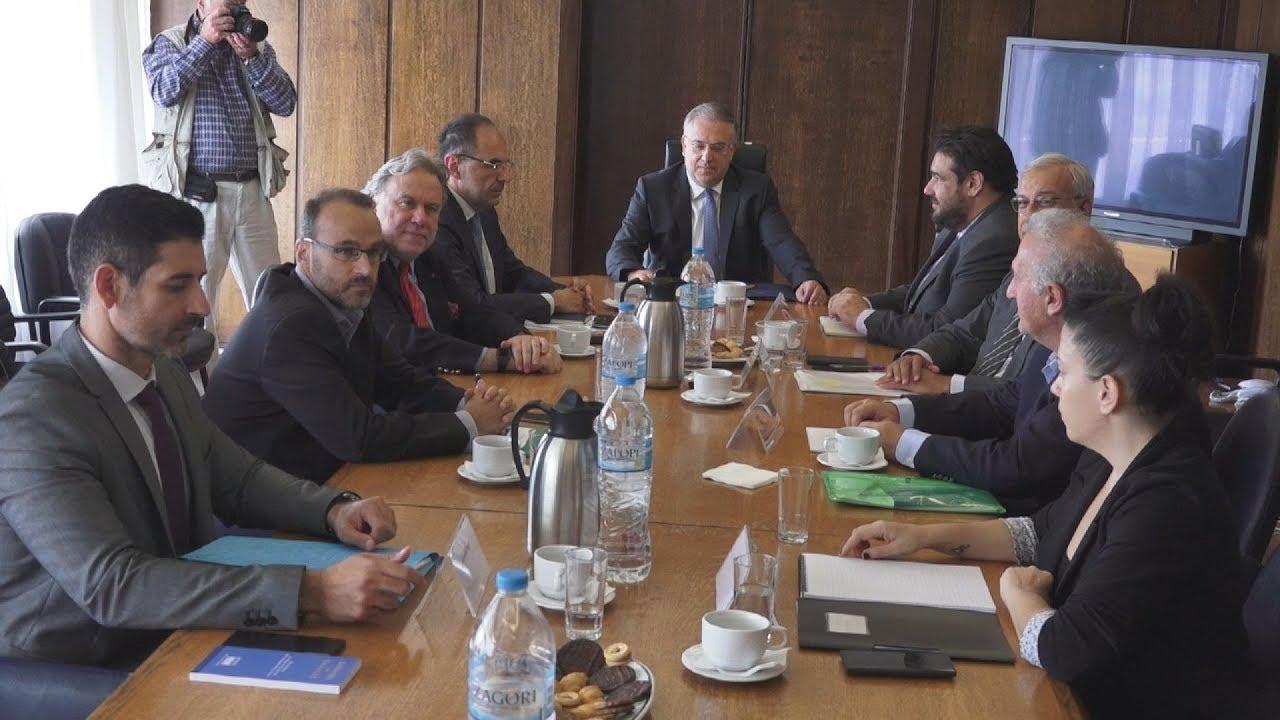 Συνεδρίαση της Διακομματικής επιτροπής για την ψήφο των αποδήμων Ελλήνων