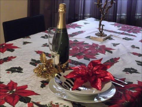cómo hacer mantel - Ya estamos en fechas navideñas y por ello debemos empezar a preocuparnos por los detalles de la navidad y que mejor forma de hacerlo que creando nuestro prop...