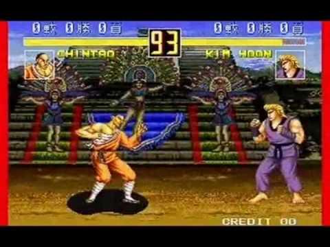 fight fever neo geo mvs