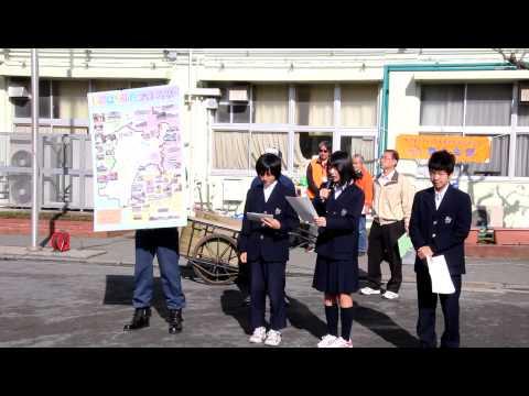 防災訓練(篠原西小学校)11月18日