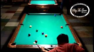 Hot Seat Match - Francisco Bustamante Vs Rodney Morris / 2013 - Chet Itow