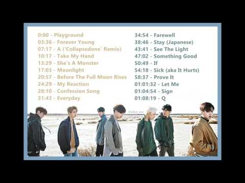 GOT7's soft music playlist | K-pop for studying, relaxing, motivation, etc. |