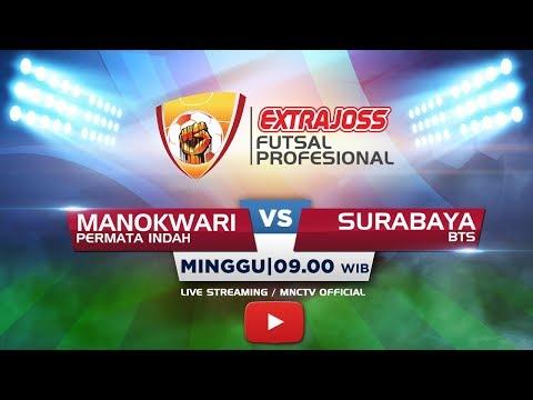 PERMATA INDAH (MANOKWARI) VS BTS (SURABAYA) - Extra Joss Futsal 2018