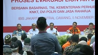Video Hasil Pertemuan Keluarga Korban Lion Air dan Pemerintah MP3, 3GP, MP4, WEBM, AVI, FLV Januari 2019