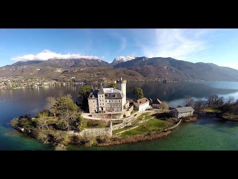 Duingt Drone Video