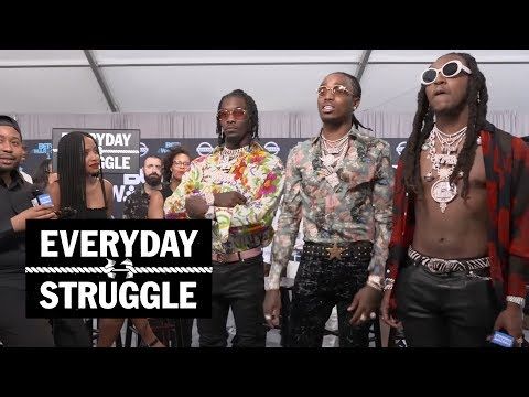 Migos & Joe Budden Almost Fight