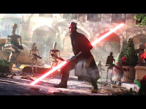 Star Wars: Battlefront 2 — 16 минут геймплея E3 2017 с русскими комментариями!