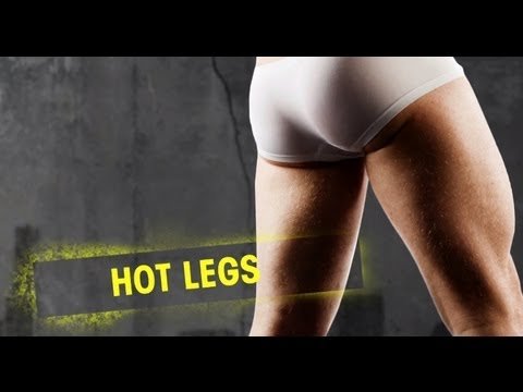 Hot Legs – Best Legs Workout Routine