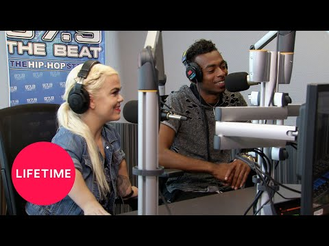 Little Women: Dallas - Caylea's Radio Debut (Season 2, Episode 8) | Lifetime