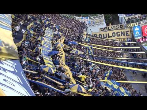 Video - Boca Tigre 2015 / Que vamos a salir campeones no tengo dudas - La 12 - Boca Juniors - Argentina