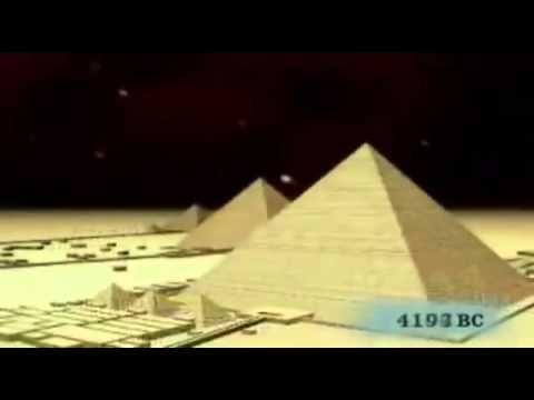 progetto iside: la scoperta del dio alato