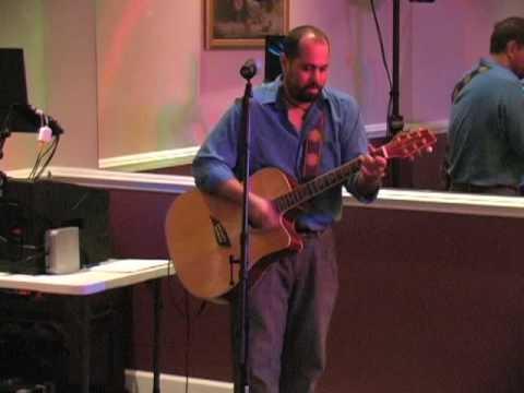 Kirk Farmer performs Sitting, Waiting, Wishing