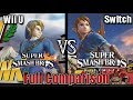 Graphics Comparison (Switch Vs Wii U) (Final Smash + Brawl)