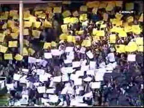 AIK vs AEK Aten - Tifo