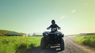 9. IT'S BACK! 2018 Yamaha Kodiak 450