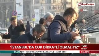 Süleyman Soylu Video Konferans - Tgrt Haber