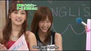 Video Morning Musume English Lesson (subbed) - Hello Morning 2005.06.26 [HPS & jphip] MP3, 3GP, MP4, WEBM, AVI, FLV Maret 2019