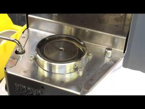 Installing The Gaggia Repair Kit