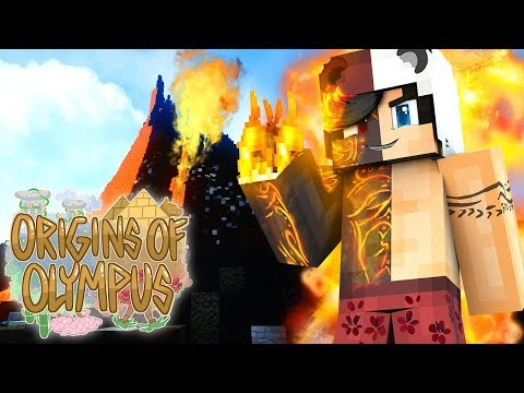 """THE VOLCANO GOD"" 