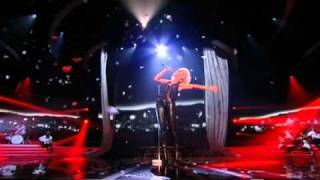 Katie Waissel sings Don't Speak - The X Factor Live show 5 (Full Version)