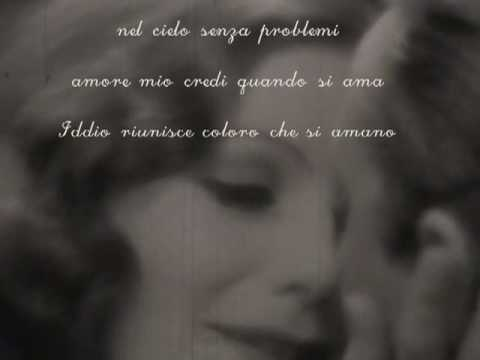Edith Piaf - L'hymne a l'amour (Inno all'amore)
