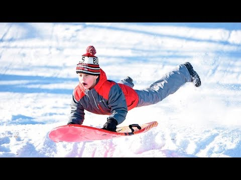 Best Snow Sleds - Which Is The Best Snow Sled?