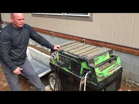 Portable Off Grid Power With The VSP 14000