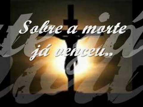 Diante da cruz