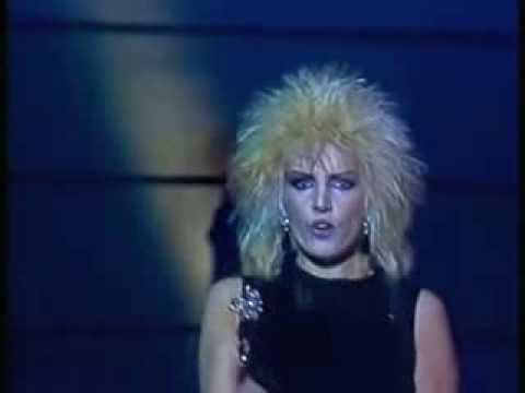Spagna (Ivana Spagna) - Easy lady (1987 French TV)